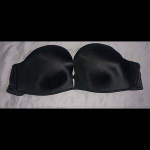 36C Victorias Secret Bra Black Bombshell
